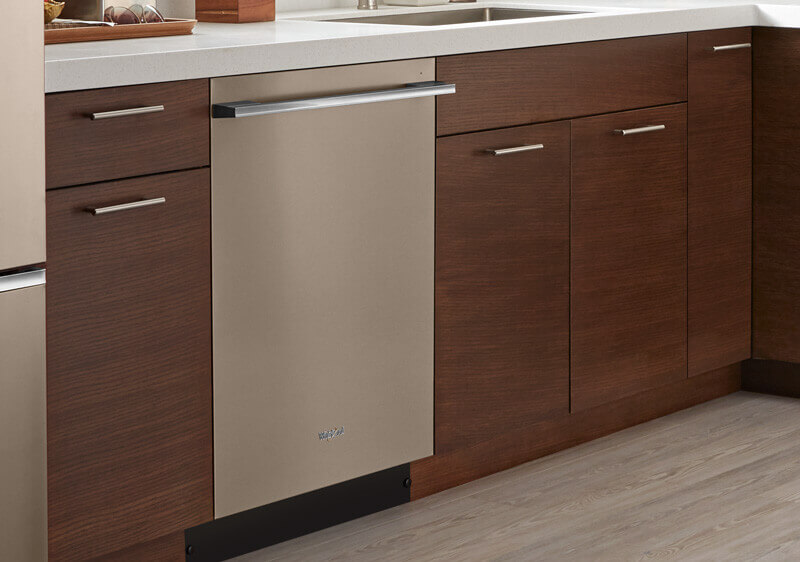 Sunset Bronze Dishwasher